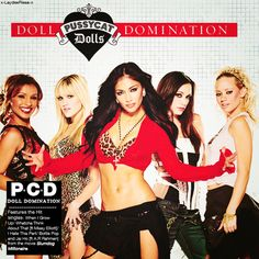 Pussycat Dolls Doll Domination Cover 12