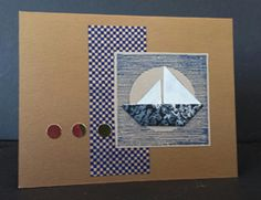 Sailboat #3007 | Hanko Designs