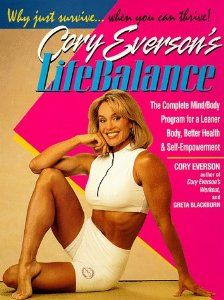 Cory Everson's Life Balance by Cory Everson. $0.08. Publisher: Perigee Trade; 1st edition (October 1, 1998)