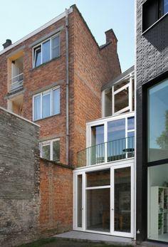 architecten de vylder vinck taillieu, Filip Dujardin · TICHEL House