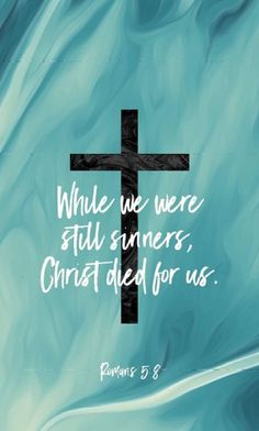 Thank you dear God, Jesus Christ, while we are still Christ died for us. Bible Verses Quotes, Bible Scriptures, Faith Quotes, Biblical Verses, Bible Teachings, Uplifting Quotes, Inspirational Quotes, God Loves Me, Jesus Loves