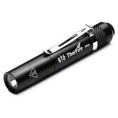 ThorFire PF03 Pen Flashlight LED Pen Light Super Bright E...