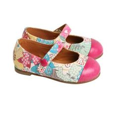 Little Fashion Gallery loves safir shoes by Petites Maloles!
