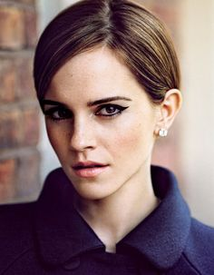 Emma Watson for T Magazine. TopShelfClothes.com