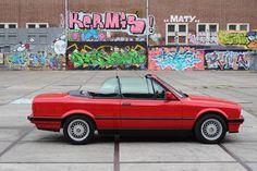 #BMW #E30 #Cabriolet #Convertible #Cabrio Bmw E30 Cabrio, Bmw E21, Vintage Classics, Bmw 3 Series, Dream Cars, Convertible, Classic Cars, Collage, Trucks