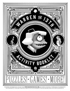 Warren the and The All-Seeing Eye Activity Booklet Maze Puzzles, 5th Grade Reading, Reading Games, All Seeing Eye, Grade 3, Summer Days, Booklet, Preschool, Activities