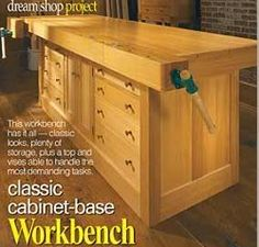 53 Free Workbench Plans: The Ultimate Guide for Woodworkers |and crafters