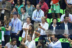 Grand Duke Henri of Luxembourg ,Princess Anne ,Tim Laurence Rio 2016