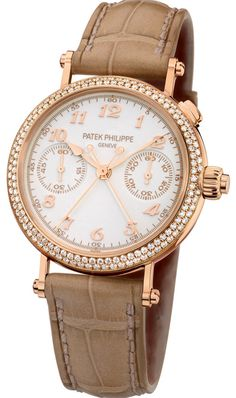 Patek Philippe introduced another luxury novelty for women. New female split - chronograph Ladies First Split Seconds Chronograph is a real find for the exclusive female audience.
