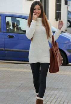 1000+ images about Botines on Pinterest   Street style looks Boots and Madrid