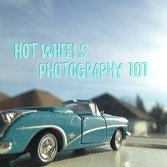 Picture of Hot Wheels Photography 101