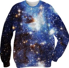 Galaxy Blue - Available Here: http://printallover.me/collections/sondersky/products/galaxy-blue-1
