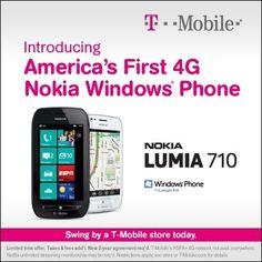 My experience shopping for a Nokia Lumia 710