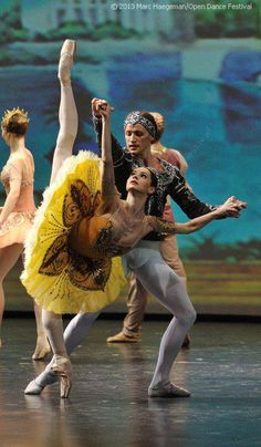 Anastasia Kolegova and Denis Matvienko - Ballet, балет, Ballett, Bailarina, Ballerina, Балерина, Ballarina, Dancer, Dance, Danse, Danza, Танцуйте, Dancing, Russian Ballet