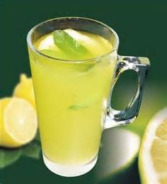 Step-by-step recipe for making a drink that makes you lose up to 5 lbs per week.  - mix some shredded ginger, - lemon juice, - honey, - water.