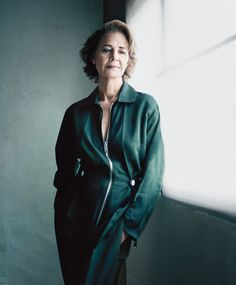 Charlotte Rampling, photographed by Paolo Roversi for The New York Times Style magazine, Holiday 2015_2