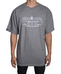 Crooks & Castles - Superlative T-Shirt - $36