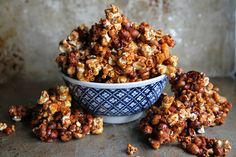 Sriracha-Honey Popcorn Clusters | 15 Surprising Sriracha-Infused Recipes To Rock Your Taste Buds