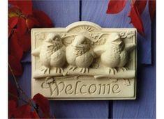 Welcome Designs & Garden Stones -- Carruth Studio: Waterville, OH