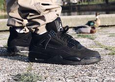 Nike Air Jordan IV Black Cat - 2006 (by nirmax)