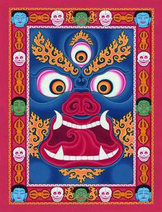 Tibetan Art, Tibetan Buddhism, Buddhist Art, Buddhism Symbols, Nepal Art, Thangka Painting, Spiritus, Thai Art, Historical Art