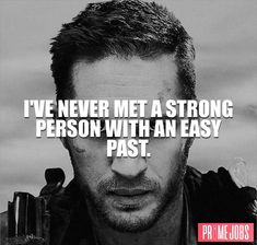 I've never met a strong person with an easy past. Each of us has an adventure past to tell. When we spend our time looking at what other people do or what they have, we deprive ourselves of the opportunity to see our own value. Entrepreneur Motivation, Life Motivation, Fitness Motivation, Millionaire Lifestyle, Inbound Marketing, Ambition, Life Coach Certification, Life Coach Training, Coach Quotes