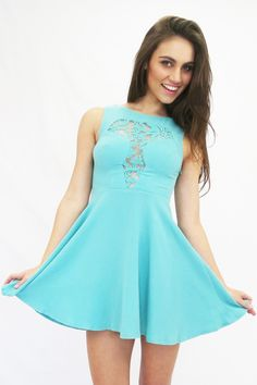 Kim Lace Skater Dress this would be cute on my daughter