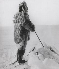 Great Norwegian explorer Roald Amundsen: July 16, 1872 - 1928, disappeared…