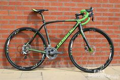 Photo: At the Haibike Noon RX cyclocross bike has a full-carbon frame. Claimed weight for the complete bike (no pedals) is Also available is the aluminium framed SL, at Cyclocross Bikes, Mountain Biking, Bicycle, Vehicles, Frame, Picture Frame, Bike, Bicycle Kick, Bicycles