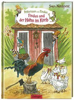 Sven Nordqvist - Findus und der Hahn im Korb (Pettersson und Findus)