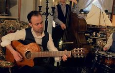 Hot Club Gypsy Jazz - Gypsy Jazz Band | London| UK