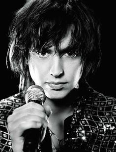 JULIAN CASABLANCAS. Check him out at Gov Ball NYC this year!