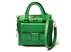 by Kate Spade.....oooh, it comes in green!!!!
