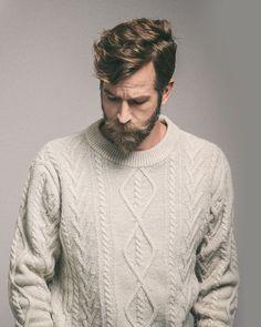 피셔맨스웨터 Winter Survival Guide: Fisherman Sweaters 옷장안의 겨울생존아이템