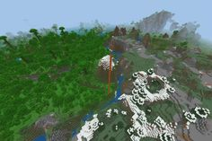 Click on the photo to visit www.tanishascraft.com and get the seed #, coordinates, photos, and video of the seed. Biomes, Windows 10, Vr, Nintendo Switch, Xbox, Minecraft, City Photo, Photo Galleries, Seeds
