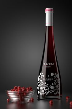 FLIRTINI Cranberry Wine