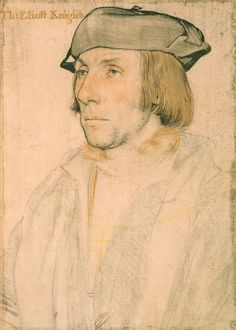 'Philosophers on Religious Discrimination?' from the Philosophy in the City blog : Hans Holbein, Portrait of Sir Thomas Elyot