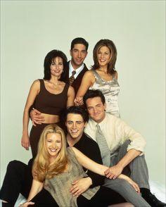 Friends Jennifer Aniston Courteney Cox Lisa Kudrow David Schwimmer Matt LeBlanc…