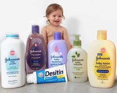 Read what one Russian Mom has to say about Johnson Baby Products!