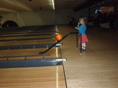 Ten Pin Alley bowling