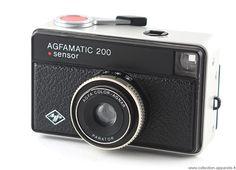 Agfa Agfamatic 200 sensor