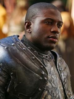 TV Fanatic chat to Sinqua Walls about season two and playing Sir Lancelot.