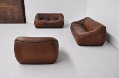 Ringo sofa set by Geryard van den Berg for Montis 1970 | Mass Modern Design