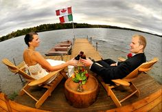 Taking a moment on the dock with Two Tone Studios (Guelph, ON) Industrial Wedding, Photography Ideas, Our Wedding, Studios, Take That, In This Moment, Friends, Amigos, Boyfriends