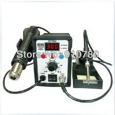 166.25$  Watch now - http://ali22t.shopchina.info/go.php?t=772648649 - ATTEN AT-8586 Soldering Station Hot Air Gun Solder Iron- 2 in 1 rework station  ,DHL/FEDEX free shipping  #bestbuy