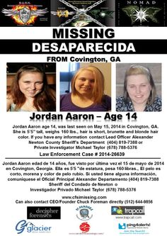 FOUND SAFE! 8/19/2014 (via B.U.R.N. Facebook page) - TY Jackie.