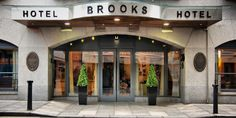 Brooks Hotel....Dublin. I think this is the best choice.
