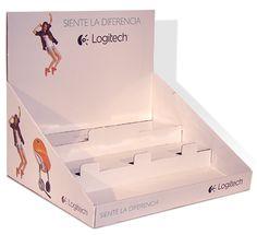 Exhibidor, Exhibidores de carton, material publicitario, pop, packaging.