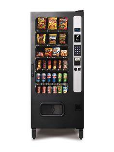 A Vending Machine Dispenses Hot Chocolate Or Coffee