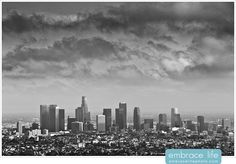 Los Angeles Engagement Photography - Griffith Observatory {Embrace Life Photography}